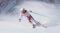 Zrakové postižený lyžař Patrik Hetmer obsadil na paralympijských hrách v Pchjongčchangu šesté místo ve sjezdu.