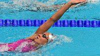 Plavkyně Barbora Závadová
