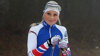 Barbora Havlíčková, mladá reprezentantka v klasickém lyžování