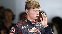 Nejmladší pilot v historii formule 1: Max Verstappen absolvoval trénink v Suzuce tři dny po svých sedmnáctinách.