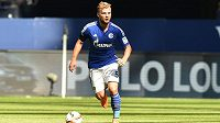 Záložník Schalke Johannes Geis.