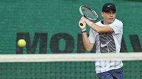 Dalibor Svrčina patří k velkým nadějím českého tenisu
