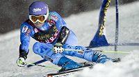 Slovinská lyžařská hvězda Tina Mazeová