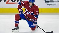 Tomáš Kaberle v dresu Montrealu.