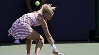 Kateřina Siniaková na US Open.