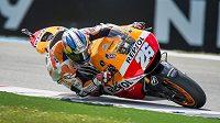 Španělský motocyklista Dani Pedrosa.