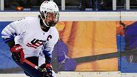 Sedmnáctiletý útočník Jack Hughes si v dresu USA zahraje na MS na Slovensku.