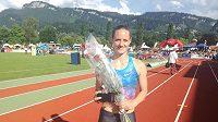 Sedmibojařka Kateřina Cachová skončila v elitní konkurenci v Götzisu sedmá.