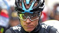 Chris Froome na letošní Tour de France.