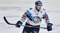 Liberecký útočník Marek Kvapil se proti Pardubicím bodově neprosadil a jeho obdivuhodná série skončila na čísle 23.