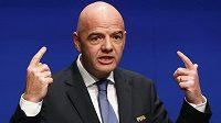 Obhájí si prezident FIFA Gianni Infantino rozšíření světového šampionátu na 48 účastníků...?