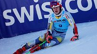 Norský lyžař Lucas Braathen