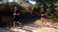 Rok 2014 a první maratón v Plasech.