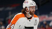 Útočník Sean Couturier prodloužil svoji smlouvu v NHL s Philadelphií.