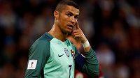 Portugalec Cristiano Ronaldo má ve Španělsku problém s daňovými úniky.