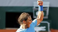 Antukový král Rafael Nadal má i letos na French Open skvělou formu.