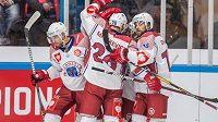 Hokejisté týmu Junosť Minsk obhájili titul v běloruské lize (ilustrační foto)
