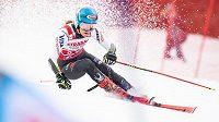 Americká lyžařka Mikaela Shiffrinová.