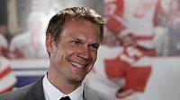 Švédský hokejista Nicklas Lidström bude uveden do Síně slávy IIHF.