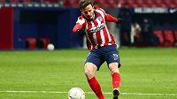 Španělský fotbalový reprezentant Saúl Ňíguez odešel z Atlética Madrid na hostování do Chelsea.