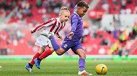 Sedmiletý fotbalista Fabian Charles řádí v akademii klubu Stoke City. Zdroj: Instagram Fabian Charles