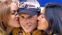 Německý cyklista Jan Ullrich v dobách své největší slávy na přelomu tisíciletí.