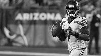 Krátce před 37. narozeninami zemřel při autonehodě bývalý quarterback a šampion ligy amerického fotbalu NFL Tarvaris Jackson.