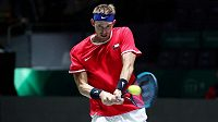 Chilský tenista Nicolás Jarry dostal za pozitivní dopingový test na finálovém turnaji Davisova poháru zákaz startu na 11 měsíců. Trest mu vyprší v polovině listopadu.