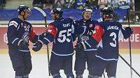 Dokázali to. Hokejsité Liberce si zahrají čtvrtfinále Ligy mistrů, v osmifinále zvládli odvetu a přešli přes Frölundu.