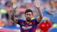 Klenot Barcelony Lionel Messi přiznal, že před lety vážně zvažoval odchod z katalánského velkoklubu.