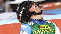 Lara Gutová vyhrála první závod nové sezony Světového poháru, Švýcarka ovládla v Söldenu obří slalom.
