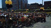 Fanoušci Bostonu během jednoho dne zaregistrovali hned šest nových smluv pro hráče medvědů.