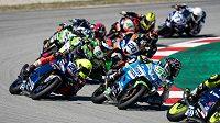 Český motocyklový závodník Oliver König se v Barceloně prezentoval dobrými výkony, lepší výsledky však zatím scházejí.
