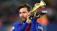 Na střelecké i režisérské schopnosti hvězdného Lionela Messiho budou fotbalisté Barcelony v sobotním šlágru španělské ligy v Madridu znovu spoléhat.