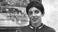 Atletka Jaroslava Jehličková.