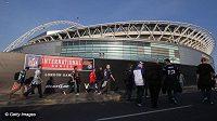 Wembley Stadium hostí zápasy NFL od roku 2005