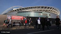Stadionu ve Wembley bude i příští rok hostit zápasy NFL