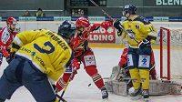 Hokejisté Prostějova deklasovali Ústí.