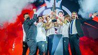 MAD Lions slaví, obhájili titul mistrů Evropy.