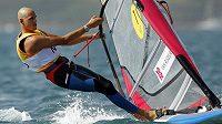 Nizozemský jachtař Dorian van Rijsselberge vybojoval zlato ve třídě RS:X.
