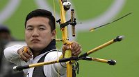 Čtvrté olympijské zlato pro Korejskou republiku v lukostřelbě získal Ku Pon-čchan v soutěži jednotlivců.