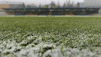 Zápas 20. kola fotbalové Gambrinus ligy mezi Jihlavou a Mladou Boleslaví byl odložen kvůli nepříznivému počasí a špatnému stavu hrací plochy.