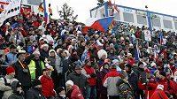 Do Nového Města na Moravě si našly cestu desetitisíce diváků.