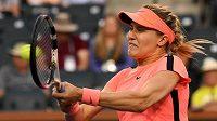 Eugenie Bouchardová vypadla na turnaji v Indian Wells v prvním kole.