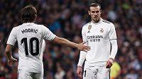 Luka Modrič ani Gareth Bale nedokázali odvrátit porážku 0:1 proti tradičnímu barcelonskému rivalovi.