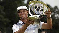 Americký golfista Bryson DeChambeau vyhrál turnaj The Northern Trust v Paramusu.