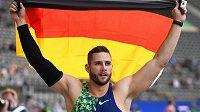 Johannes Vetter byl na atletickém mítinku ISTAF v Berlíně v oštěpařském sektoru opět suverénní.