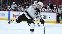 Hokejista Los Angeles Kings Adrian Kempe posílí Švédy na MS.