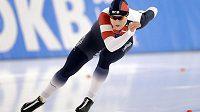 Česká rychlobruslařka Karolína Erbanová se dostala v závodě Světového poháru na 500 metrů opět na stupně vítězů