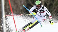Rakouský lyžař Michael Matt.